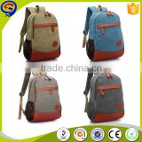 30 - 40L Capacity and Day Backpack,shopping,sales promotion Use fashion canvas backpacks