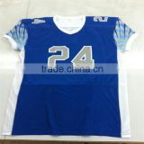 Tackle twill customized youth-football-jerseys-wholesale