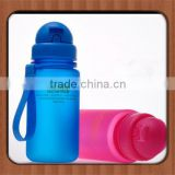 best selling products blue 12oz 350ml polish plastic water bottle with nozzle