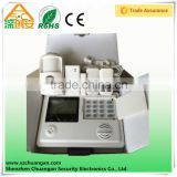 New Product GSM & PSTN Dual Network Home Alarm System Wholesale