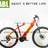 CE 28inch center motor electric mtb moutain bike