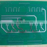 medicine machine Teflon pcb fabrication metal core printed circuit board rigid double-sided pcb