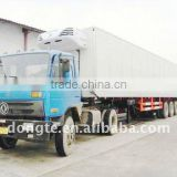 DTA 3 axle new Refrigerated cargo REEFER TRAILER 40ft 45ft, 48ft 50~60 ton etc TOM: 86-15271357675