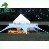 Dia 10m Cheap Luxury Star Shade Party Tent For Sale
