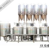 20 bbl turnkey beer fermenting machine in China