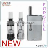 Yiloong swing fogger fogger v6 rda 4 post pyrex glass body fogger v6 atomizer wax atomizer yocan thor