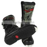 Motorcycle Boots Moto Long Outdoor Sports Racing Boots Protective Gear Motocross Riding Boots