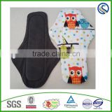 day high absorbency bamboo cloth menstrual pads reusable sanitary napkin