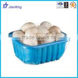 Plastic Take Away Mushroom Packaging Box
