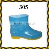 ladies gumboots/child rain boot/beautiful children rain boots