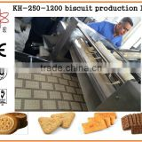 KH automatic machine for making biscuit/small scale biscuit machine                                                                         Quality Choice