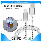 New Design Low Price usb data cable quick charge magnetic sync cable usb cable with lighting