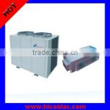 High Static Pressure Duct Unit natural gas air conditioning