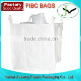 white waterproof super ton bag with inner corner, fibc bag for cement packing with low cost price