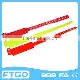 festival PVC wristband/pvc bracelet/ pvc armband for event                                                                         Quality Choice