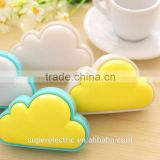 Eco-friendly cloud shape wholesale cute led night light sensor night lamps for sale
