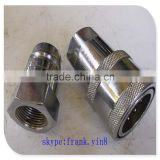parker hydraulic carbon steel hose fittings