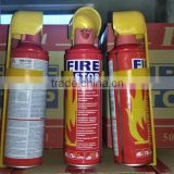 500ML 650ML 1000ML Mini foam dry powder car fire extinguisher