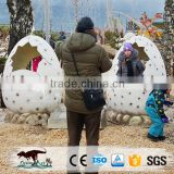 OA3130 Dinosaur Is Back!theme Exhibition Artificial Egg Baby Dinosaur
