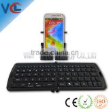 mini bluetooth keyboard for android foldable bluetooth keyboard from ISO factory                                                                         Quality Choice