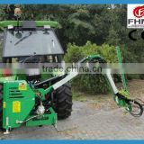 tractor hedge trimmer brush cutter for trees