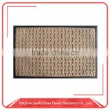 acid resistant rubber backed floor mats