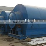 The Biggest Universal Pyrolysis Plant for both Tire and Plastic .