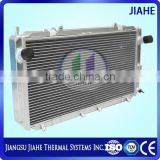 Aluminum auto radiator for Toyota MR2 SW20 radiator 1990-1996