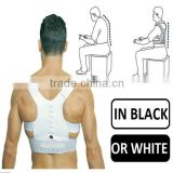 Magnetic Posture Support Corrector Back Pain Feel Young Belt Brace Shouldern with fda &ce