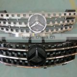 Car Grille grills For Mercedes-Benz W164 M Class '05-08' ML 320 ML 350 ML500 ML164
