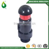 "1"" Inch Air Release Valve For Drip Pipe Irrigation System Fitting"