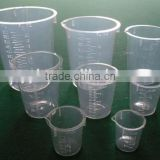 top quality plastic measuring jug measuring cup