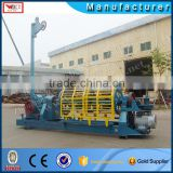 PP/PE/nylon rope making machine/rope making machine