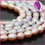3.8-4.4mm Natural Freshwater rice Pearls
