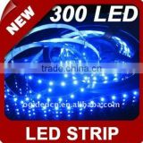 3528 12v 60led IP20 Non-waterproof Blue LED strip light for LCD Modules