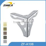 ZHIFA ZF-A106 competitive price turned wood table legs, furniture feet and legs, removable table legs