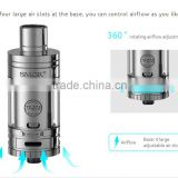 2016 Authentic Smok TF-RTA 4.5ml rebuildable tank Smok TF-RTA atomiser with G2 G4 Deck for option