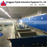 Feiyide Automatic Barrel Electroplating Machine for Chrome Zinc Plating