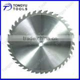 TCT Saw Blades For Cross Cutting 255*3.0*25.4*100T