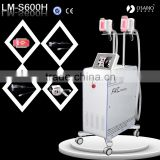 RF Combined Cavitation Skin Rejuvenation Body Treatment Cryo Machine Slimming Machine For Home Use