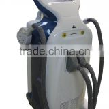 painless hair removal instrument HS 650 ipl shr hair removal machine in motion by shanghai med apolo medical technology