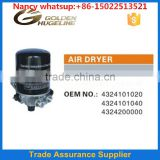 Top Suppler Truck Air Dryer For DAF& Mercedes 4324101020 Hot Sale