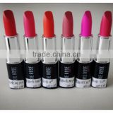 Super Charming Cosmetics Lipstick Wholesale Matte Waterproof Lipstick With Fabulous Smell,Multi-colored Effect