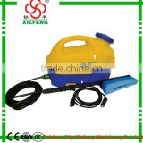 portable automatic mini car washer 12V DC with wheel 12L UK market