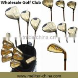 graphite shaft material with durable quality golf club