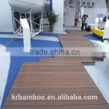 Anti-slip termite resistance Moisture proof building materials bamboo decking for outdoor use