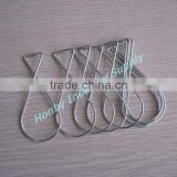 Metal Ceiling Grid Drop Pinch Clip for Ceiling Signs Banners