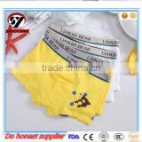 Shuoyang wholesale delicate and mini modal children's underwear models