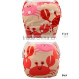 Baby Training Pants TPU Waterproof Baby Swim Diaper 4 Layers Kids Washable Diaper Training Breathable Reusable Nappy swim