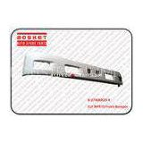 Npr75 4hk1 Isuzu Body Parts 8974068204 White Front Bumper Asm , Truck Parts And Accessories